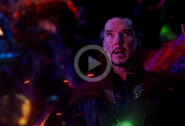 FumeFX on Dr. Strange movie by Luma Pictures