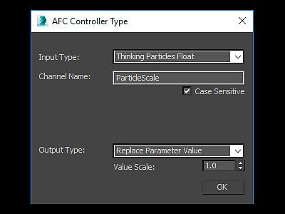 AfterBurn controller