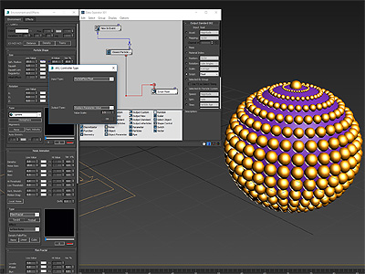 AfterBurn for 3ds Max : Volumetric Particles Rendering